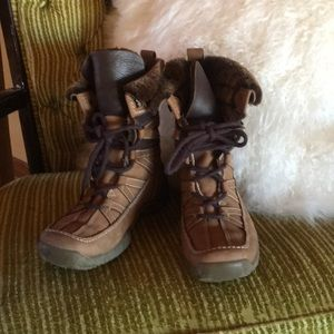 Bear Paw Winter Boots